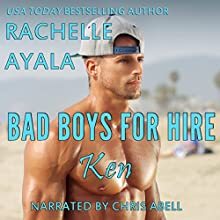 Ken: Hawaiian Holiday: Bad Boys for Hire, Book 2 Audiobook by Rachelle Ayala Narrated by Chris Abell