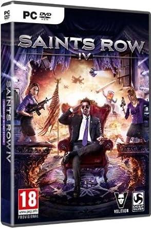 скачать торрент Saints Row Pc img-1