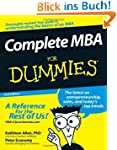 Complete MBA For Dummies (For Dummies...