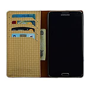 DSR PU Leather Flip Case Cover For Lenovo A6000