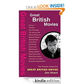 Great British Movies - The Pocket Essential Guide (Pocket Essential series)
