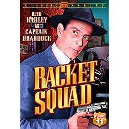 Racket Squad, Volume 11