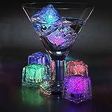 Packnbuy LED Ice Cubes set of 24