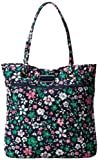 Tommy Hilfiger Printed North South Tote,Navy Abby Floral Print,One Size, Bags Central