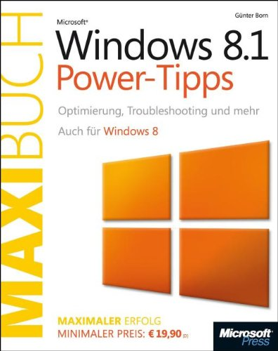 Microsoft Windows 8/8.1 Power-Tipps