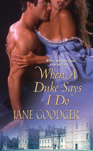 Image of When A Duke Says I Do