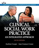img - for By Marlene Cooper - Clinical Social Work Practice: An Integrated Approach (5th Edition) (2014-07-25) [Paperback] book / textbook / text book