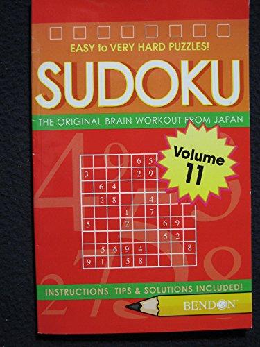 Sudoku Volume 11 - 1