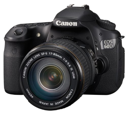 Canon EOS 60D Kit 17-85mm - SLR-Digitalkamer