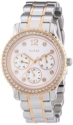 Guess W0305L3 - Reloj de pulsera mujer, acero inoxidable, color multicolor
