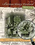 img - for American History Firsthand Volume One to 1877: Working with Primary Sources book / textbook / text book
