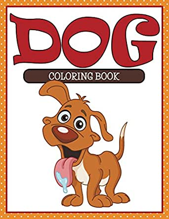 Dog Coloring Book Coloring Books For Kids Art Book Series
