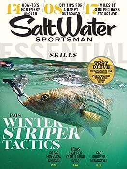 1-Yr. Salt Water Sportsman Magazine