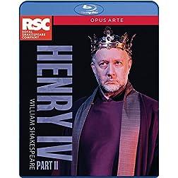 Henry IV, Part 2 [Blu-ray]