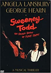 Sweeney Todd - The Demon Barber of Fleet Street (Broadway) (Snap Case)