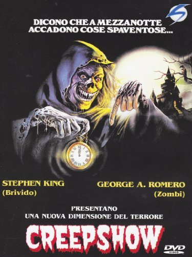 Creepshow by Ed Harris
