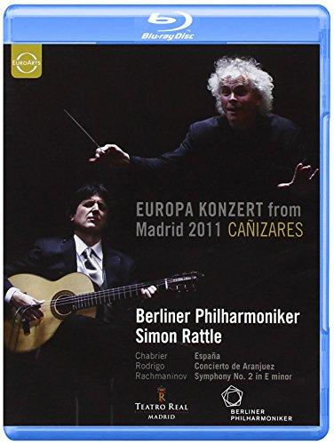 Europa Konzert 2011: Madrid [Blu-Ray]