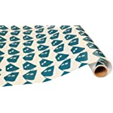 Doctor Who 70cm Wrapping Paper - Blue