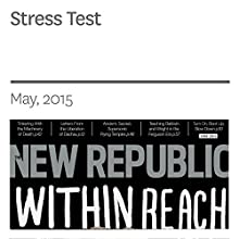 Stress Test (       UNABRIDGED) by Jeet Heer Narrated by Derek Shetterly