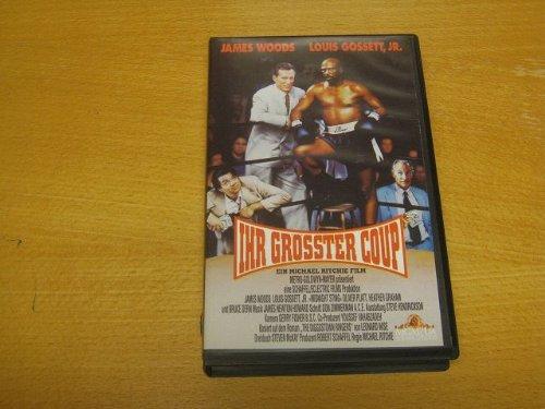 Ihr größter Coup [VHS]