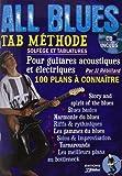 Rébillard : All Blues Methode (+1 CD) - Guitare Tab