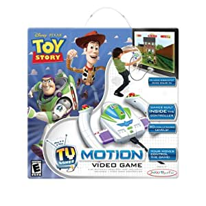 Motion Game Toy Story Motion Video Game