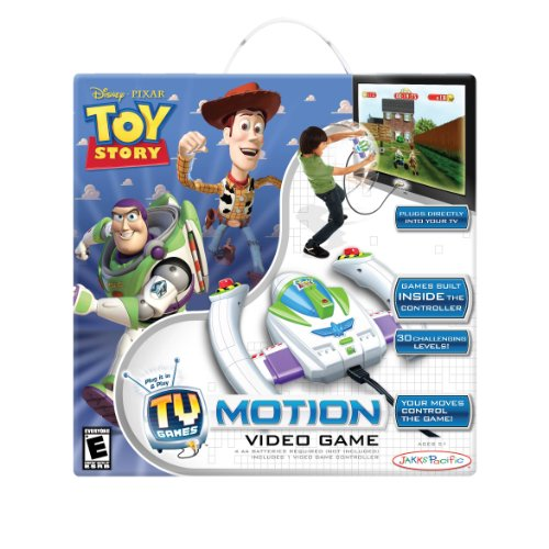 Toy Story Motion Video Game Picture