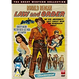 Law and Order (Great Western Collection) [Non USA PAL Format]