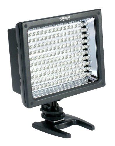 Led Video / Studio Light Yn-160S, Led Panel For Canon, Nikon, Sony, Panasonic, Samsung Camcorder Or Digital Slr Cameras