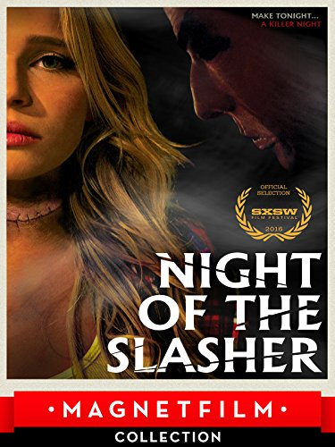 Night of the Slasher on Amazon Prime Video UK