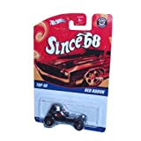 Hot Wheels 40th Anniversary Since 68 Top 40 Series 1:64 Scale Die Cast Metal Car # 3 Of 40 - RED BAR