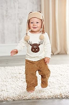 Moose Pants 2pc Set By Mud Pie