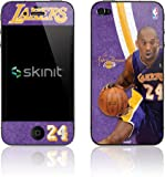 Skinit LA Lakers Kobe Bryant #24 Action Shot Vinyl Skin for Apple iPhone 4 / 4S