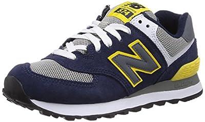 New Balance ML574 D Unisex-Erwachsene Sneakers