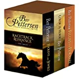 RACETRACK ROMANCE Box Set (Books 1-3) (Racetrack Romance (Jockeys and Jewels, Color My Horse, Fillies and Females)) ~ Bev Pettersen