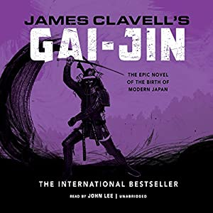 Gai-Jin Audiobook