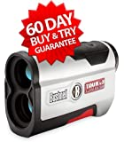 Bushnell Tour V3 Golf Rangefinder (PATRIOT PACK DELUXE VERSION w/ 60-Day Buy & Try Return Policy! (Slope Version)
