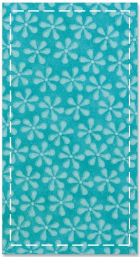 Accuquilt Go! Fabric Cutting Dies; Rectangle 3-1/2-Inch-By-6-1/2-Inch; Quilt Block front-813472
