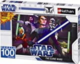 Jigsaw Puzzle - 100 Pieces - Star Wars : Clone Wars 2