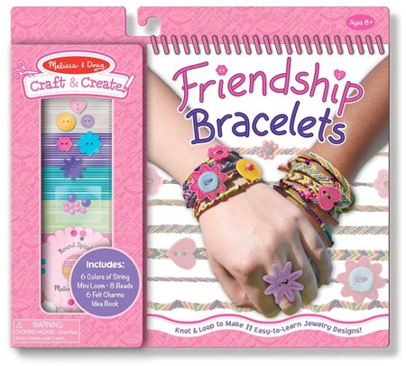 Craft & Create Friendship Bracelets - 1