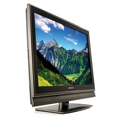alphatronics S-17 eSH - 12/24V-TV mit HD-SAT-Tuner und DVD-LW