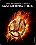 The Hunger Games: Catching Fire - Limited Edition Triple Play Steelbook [Blu-ray + DVD + UV Copy]