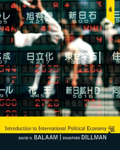 Introduction to International Political Economy (5th...