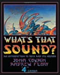 What's That Sound?: An Introduction t...