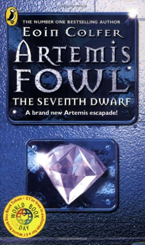 Cover of Artemis Fowl: The Seventh Dwarf