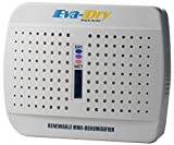 New and Improved Eva-dry E-333 Renewable Mini Dehumidifier