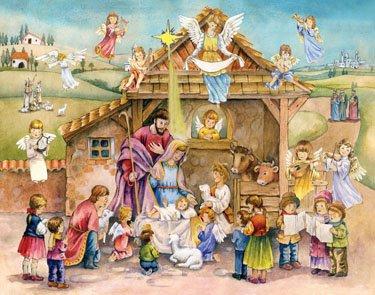 Joy to the World Advent Calendar - 1