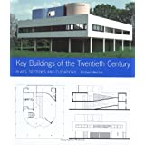 Key Buildings of the Twentieth Century: Plans, Sections and Elevations (Key Architecture Series) ~ Richard Weston