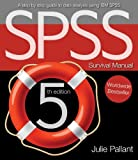 img - for SPSS survival manual: a step by step guide to data analysis using IBM SPSS by Julie Pallant (2013-05-01) book / textbook / text book