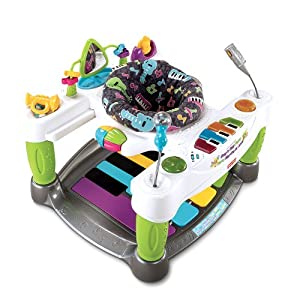 Fisher-Price Little Superstar Step N' Play Piano from Fisher-Price